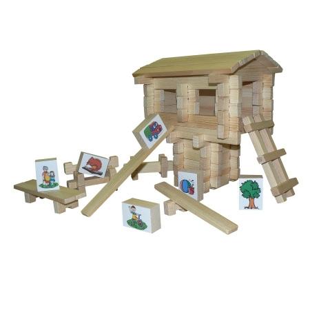 手工制作纸盒做房子